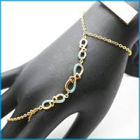 توضيحات دستبند تمیمه زنانه طرح بینهایت برند cm