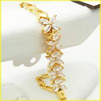 توضيحات دستبند زنانه cm طرح جواهر کد 3