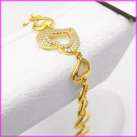 دستبند زنانه طرح قلب برند cm
