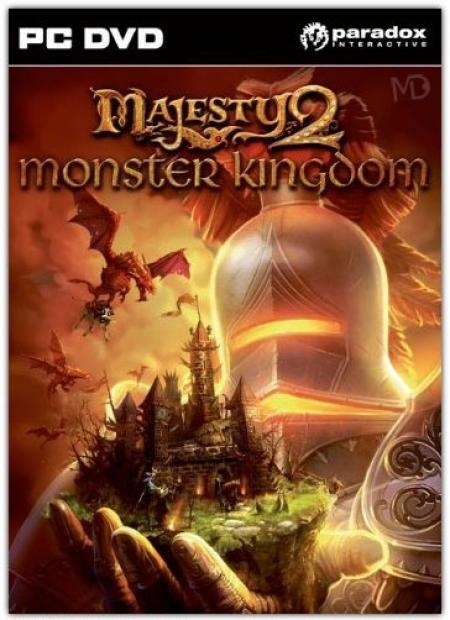 بازی استراتژیکی Majesty 2 The Fantasy Kingdom Sim