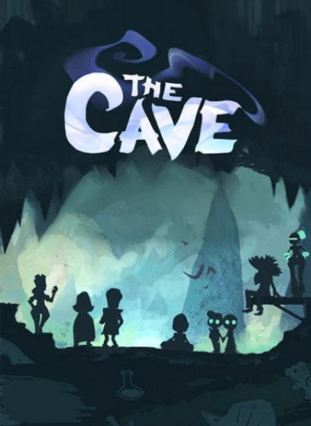 بازی زیبای غار The Cave