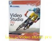 آموزش Video studio pro X7 (ویدئو استدیو)
