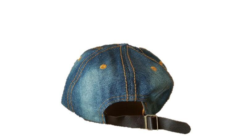 کلاه لی نگین دار (طرح BOOS) در سایز بزرگ