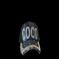 کلاه لی دخترانه(طرح coco) در سایز بزرگ