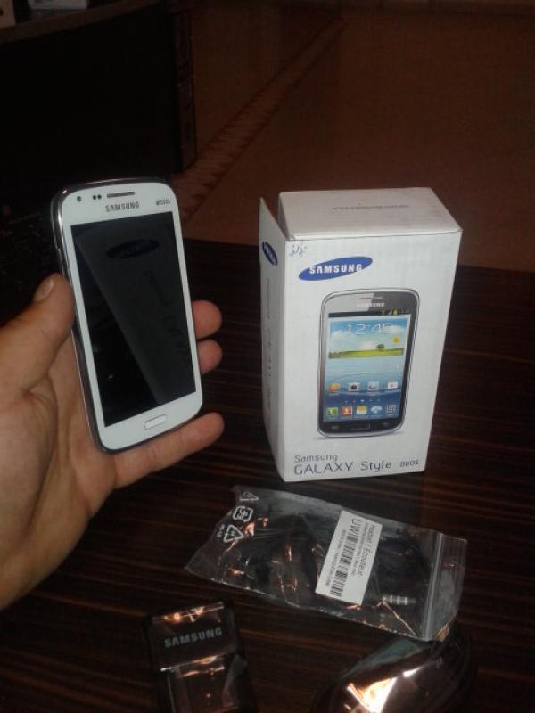 طرح اصلی Samsung Galaxy Core I8262 duos