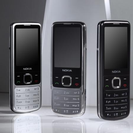 طرح اصلی Nokia 6700