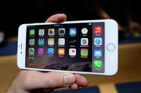 طرح اصلی Apple iPhone 6 Plus با اندروید 4٫4٫2