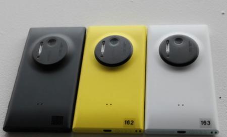 طرح اصلی Nokia Lumia 1020 با اندروید 4.1.2