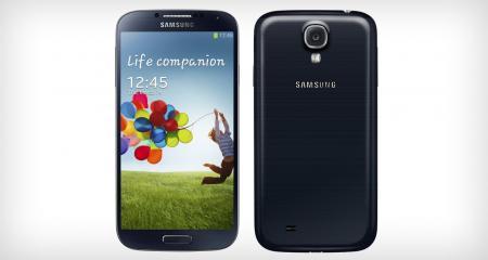 طرح اصلی Samsung Galaxy S4 اندروید4