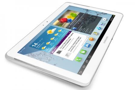 طرح اصلی Samsung Galaxy Tab 2 با صفحه 9 اینچی
