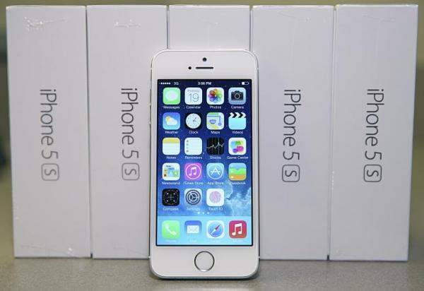 طرح اصلی Apple iphone 5S اندروید 4 (3g)