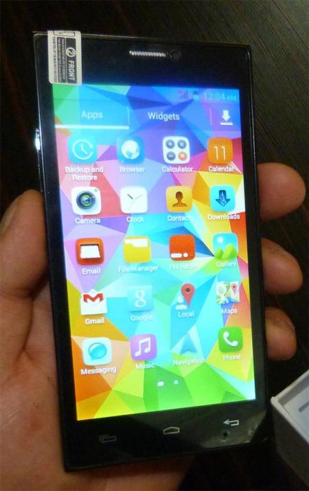 گوشی موبایل GPHONE P6 با اندروید 4.2