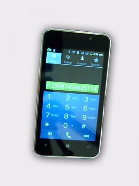 گوشی موبایل HotPad A620 با اندروید 4