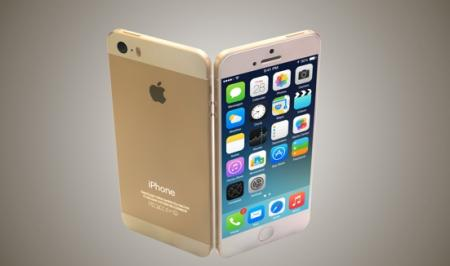 طرح اصلی Apple iPhone 6 با اندروید 4٫4٫2