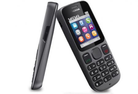 طرح اصلی Nokia 101