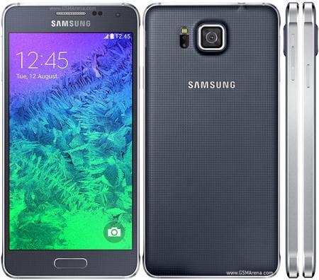 طرح اصلی Samsung Galaxy ALPHA با حافظه 32GB
