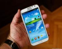 طرح اصلی Samsung Galaxy Note II با اندروید 4