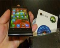 گوشی موبایل Attila G6 با اندروید 4.4