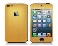 طرح اصلی Apple iphone 5 با اندروید 4 نانو (طلایی)