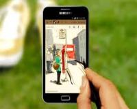 طرح اصلی Samsung Galaxy Note جاوا