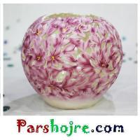 گلدان زعفران