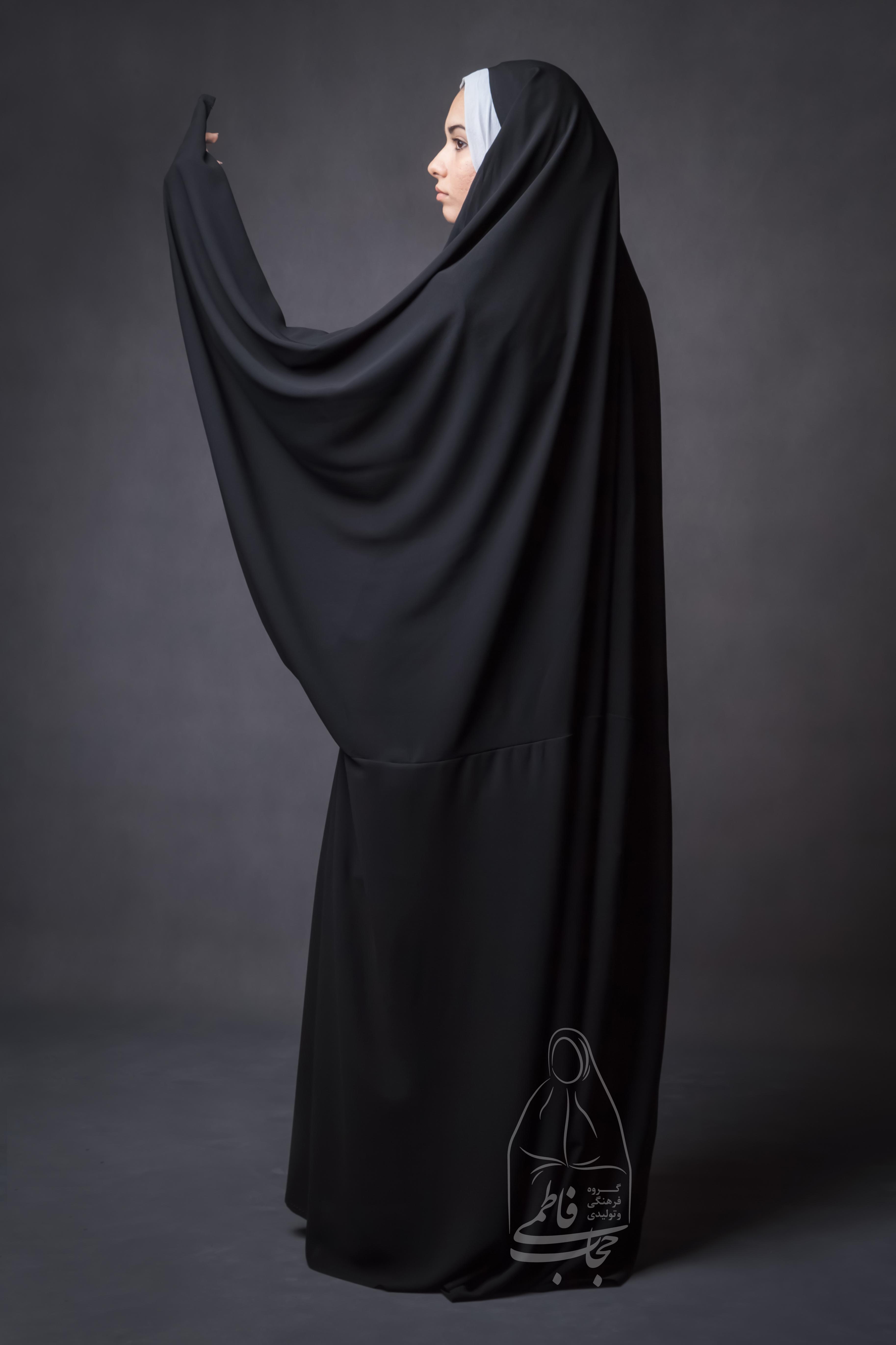 چادر کمری قجری کن کن