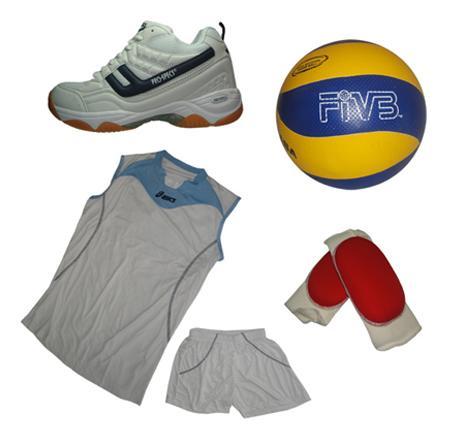 بسته ویژه والیبال
