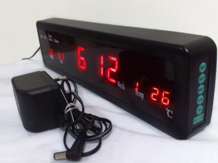 ساعت دیجیتال LED مدل CX-808