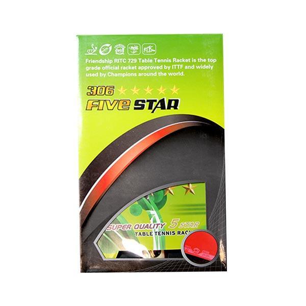 راکت پینگ پنگ تکی 5 ستاره فراندشیب