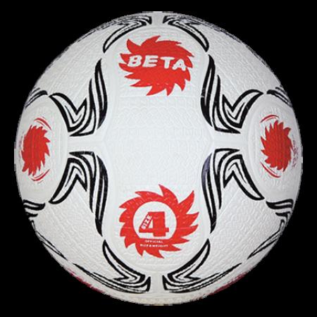 توپ فوتبال سایز 4 طرح تورنادو