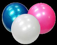 توپ ایروبیک جیم بال gym ball سایز 65 همراه با پمپ باد