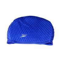 کلاه شنای پفکی(آبی)
