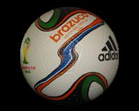 توپ فوتبال جام جهانی 2014 (Brazuca)