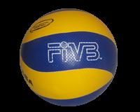 توپ والیبال چرمی بتا طرح میکاسا