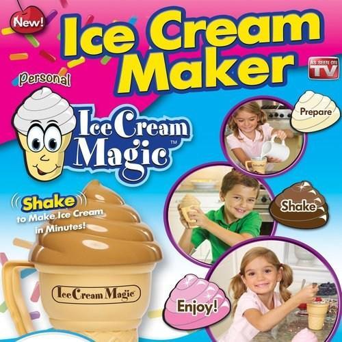 بستنی ساز جادویی مجیک