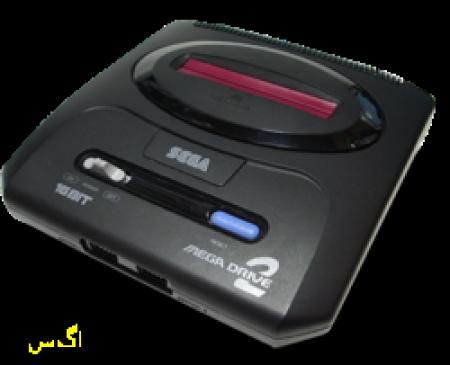 خرید پستی سگا آکبند با تمام لوازم جانبی  + یک فیلم 14 لبه فقط 64/000 تومان !!