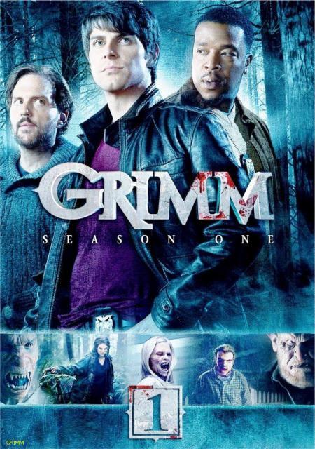 خرید پستی سریال GRIMM در سه فصل ( کامل ) فقط 20/000 تومان !!