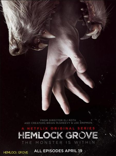 خرید سریال HEMLOCK GROVE در دو فصل (( کامل )) فقط 16/000 تومان !!