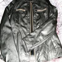خرید کاپشن چرم زنانه ترک اسپورت فقط 280/000 تومان !! ( سایز 42 ) برند hilal moda