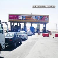 بیلبورد عوارضی تبریز - ارومیه
