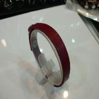 خرید اینترنتی دستبند چرم مصنوعی مردانه