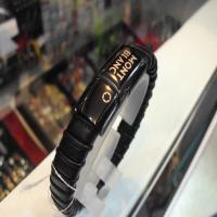 خرید اینترنتی دستبند چرمی مردانه