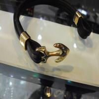 خرید اینترنتی دستبند مردانه طرح لنگر