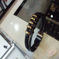 خرید اینترنتی دستبند مردانه طرح تو در تو