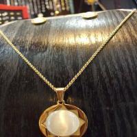 خرید اینترنتی نیم ست زنانه استیل طرح طلا