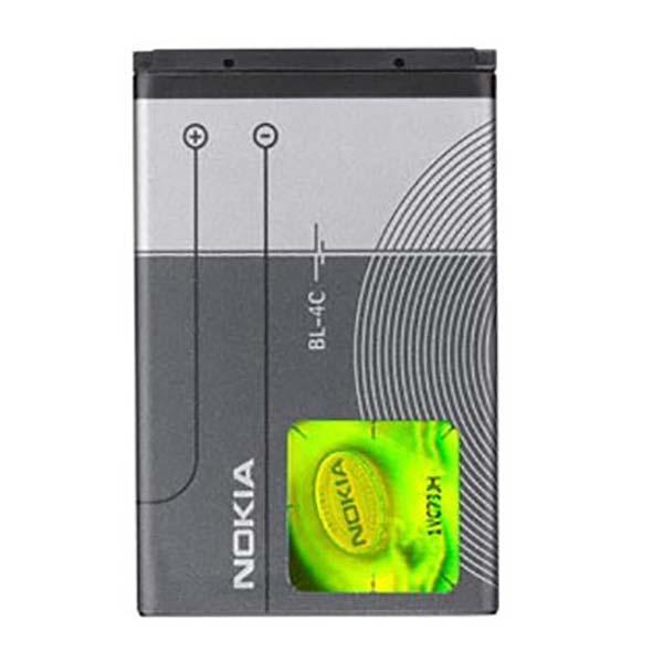 باتری اورجینال لیتیومی BL-4C نوکیا Nokia LI-Ion BL-4C Battery