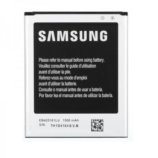 باتری موبایل سامسونگ مدل EB425161LU با ظرفیت 1500mAh مناسب برای گوشی موبایل Galaxy S3 mini