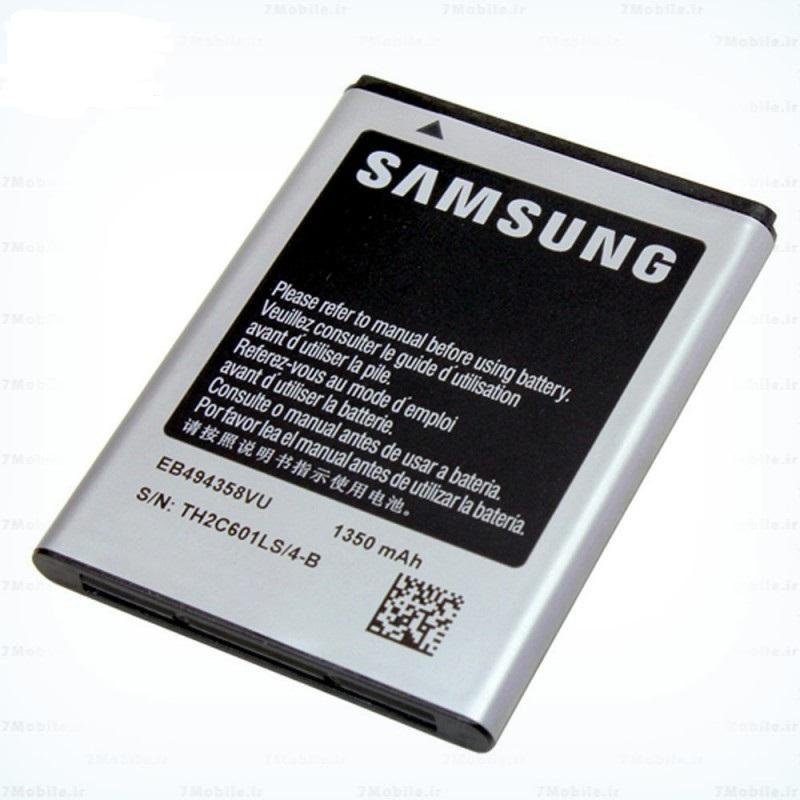 باطری اصلی SAMSUNG Galaxy Gio S5660 - EB494358VU