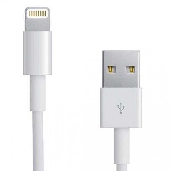 کابل اصلی لایتنینگ Apple Lightning to USB Cable