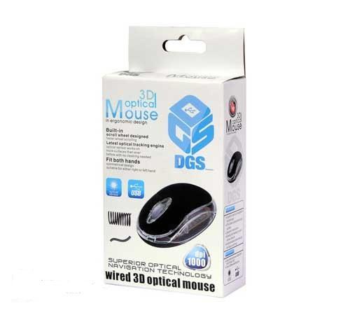 موس  DGS optical 3D